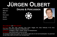 Drums & Percussion Jürgen Olbert - Schönaich
